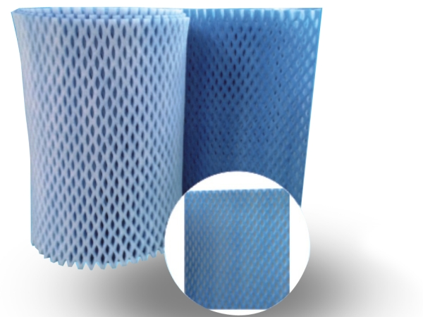 Greeflow air filters & filter media's